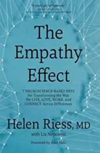 The Empathy Effect by Helen Reiss Recommended Reading From Empathic Minds Organisation